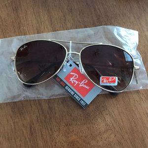 Ray-Ban sunglasses never worn